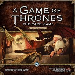 A Game of Thrones - The Card Game