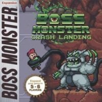 Boss Monster: 5-6 expansion - Crash Landing