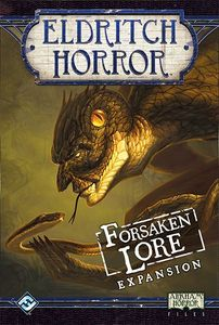 Eldritch Horror expansion: Forsaken Lore