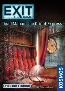 Exit: Dead Man on Orient Express
