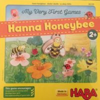 My Very First Game - Hanna Honeybee