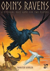 Odin's Ravens: A Mythical Race Game