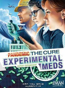 Pandemic - The Cure: Experimental Meds