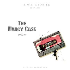 T.I.M.E. stories: Marcy Case