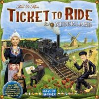 Ticket to Ride: Nederland (Map #4)