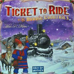 Ticket to Ride: Nordic countries