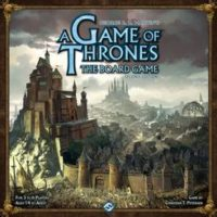 A Game of Thrones -The Board Game